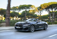 BMW 8-Reeks Cabrio : Hoedje af #11