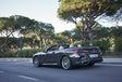 BMW 8-Reeks Cabrio : Hoedje af #20