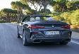 BMW 8-Reeks Cabrio : Hoedje af #21