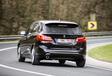 BMW 218i Active Tourer 136 A vs Mercedes B 180 A #7