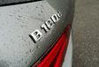Mercedes B 180d : La Classe A « plus » #4