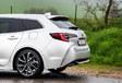 Toyota Corolla Touring Sports 2.0 Hybride : Van alle markten thuis #23
