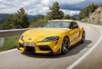 Toyota GR Supra : Mutualisation sportive #15