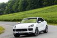 Porsche Cayenne Coupé: sportievere verpakking #4