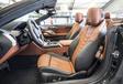 BMW M850i Cabrio vs Mercedes S 560 Cabrio #12