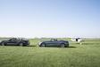 BMW M850i Cabrio vs Mercedes S 560 Cabrio #30