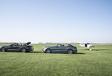 BMW M850i Cabrio vs Mercedes S 560 Cabrio #31
