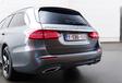 Mercedes E 300 de Break : De laatste dieselhybride? #37