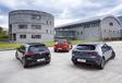 3 Compacte Middenklassers : Mazda 3, BMW 118i et VW Golf #3