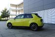 Honda e (2019) - prototypetest #2