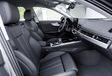 Audi A4 : Garder le contact #8