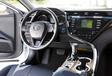 Toyota Camry : Généreuse et efficiente #13