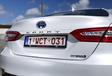Toyota Camry : Généreuse et efficiente #23