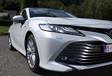 Toyota Camry : Généreuse et efficiente #24