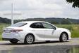 Toyota Camry : Généreuse et efficiente #9
