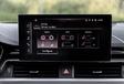 Audi A4 : Garder le contact #18