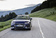 Audi A4 : Garder le contact #22