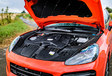 Porsche Cayenne Coupé : pavillon à la mode #19