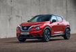 Nissan Juke : Dans le rang #2