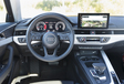 Audi A4 35 TFSI : Bonifier avec l'âge #12