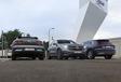 Elektrische luxe-SUV's : Boegbeelden #4