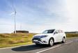 Mitsubishi Outlander PHEV : Modèle d'avenir #2