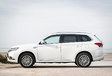 Mitsubishi Outlander PHEV : Modèle d'avenir #3