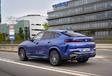 BMW X6 : Agilité inattendue #32
