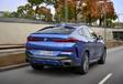 BMW X6 : Agilité inattendue #36