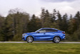 BMW X6 : Agilité inattendue #38