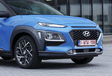 Hyundai Kona Hybrid : confirmation sur la route ? #25