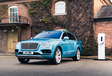Bentley Bentayga Hybrid (2020) #9