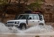 Land Rover Defender : dans le bain #7