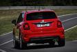 Fiat 500X 1.33 Sport : en jogging #4