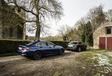 Alfa Romeo Giulia vs BMW 320i : 2 berlines «propulsion» #5