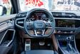 Audi RS Q3 Sportback : fidèle aux 5 cylindres #12