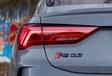 Audi RS Q3 Sportback : fidèle aux 5 cylindres #24