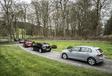 Volkswagen Golf contre 4 rivales #4