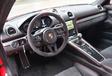 Porsche 718 Cayman GT4 : la Cayman pour la piste #15