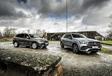 BMW X5 45e vs Mercedes GLE 350 de #2