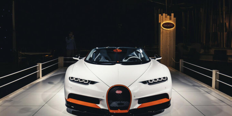 USA: Supercar-Hotspot
