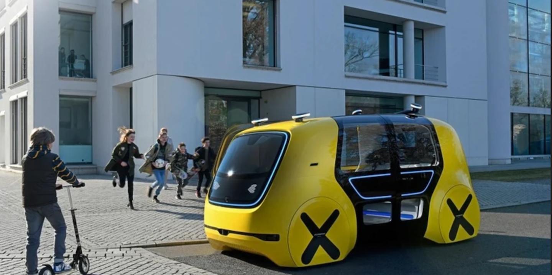 Les robotaxis bientôt autorisés en Allemagne ? - Le Moniteur Automobile