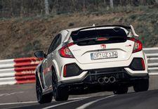 De nieuwe Honda Civic Type R heeft het Nordscheife-record voor voorwielaangedreven productiewagens scherper gezet. Bekijk de volledige ronde in deze on-boardvideo.