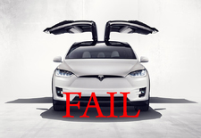 De Tesla Model X is de grote verliezer van de jaarlijkse betrouwbaarheidsstudie van Consumer Reports. Ook Jaguar, Ford, Mercedes en Volvo zakken door het ijs.