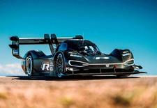 Volkswagen is in het Amerikaanse Colorado, waar de volledig elektrische VW ID R Pikes Peak een eerste keer kon proeven van wat een memorabele Race to the Clouds moet gaan worden.