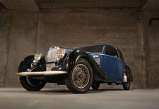 Er zijn 3 waardevolle Bugatti-modellen aangetroffen in een Belgische loods.
