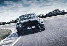 Geen nieuwe Continental GT zonder klassieke vierdeursversie. Want Bentley is bijna klaar met de nieuwe Flying Spur. Bekijk de video!