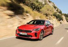 Met de Stinger gaat Kia voor de scalp van de Audi A5 Sportback en de BMW 4 Gran Coupé. En dat blijken meer dan grote woorden...