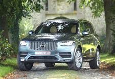 Testverslag video van de Volvo XC90