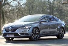 C'est peut-être pour conjurer ses échecs successifs dans le haut de gamme que Renault a baptisé sa nouvelle berline Talisman. Un modèle qui met à profit de nombreuses technologies pour venir se frotter à la Volkswagen Passat.